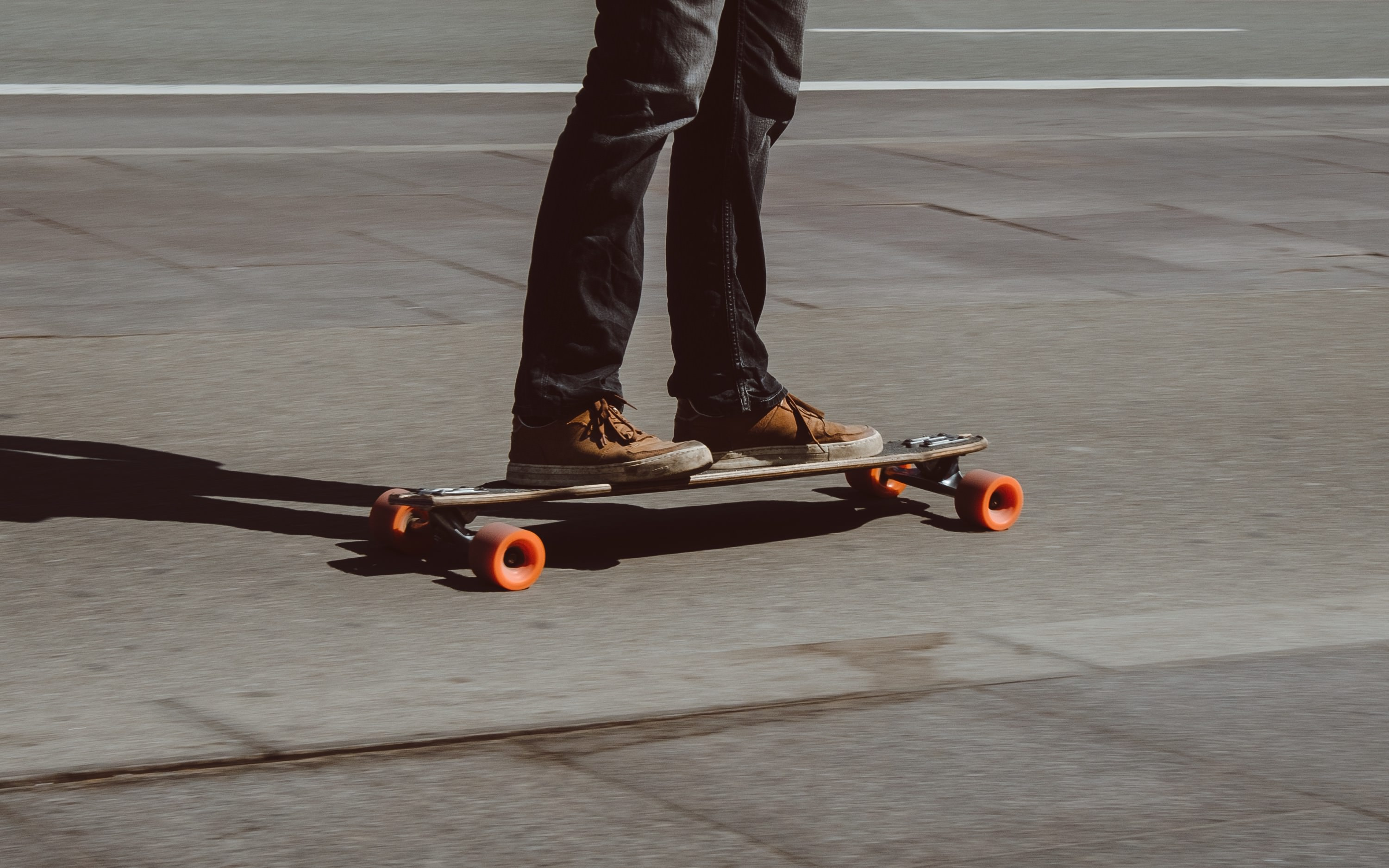 Longboarding with LESS and Boardlife!