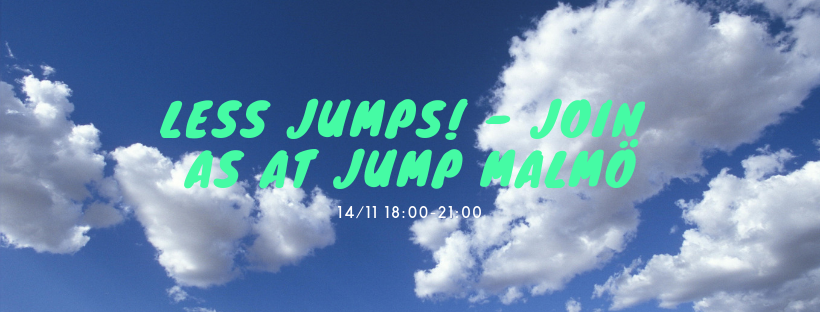 LESS goes to JUMP!