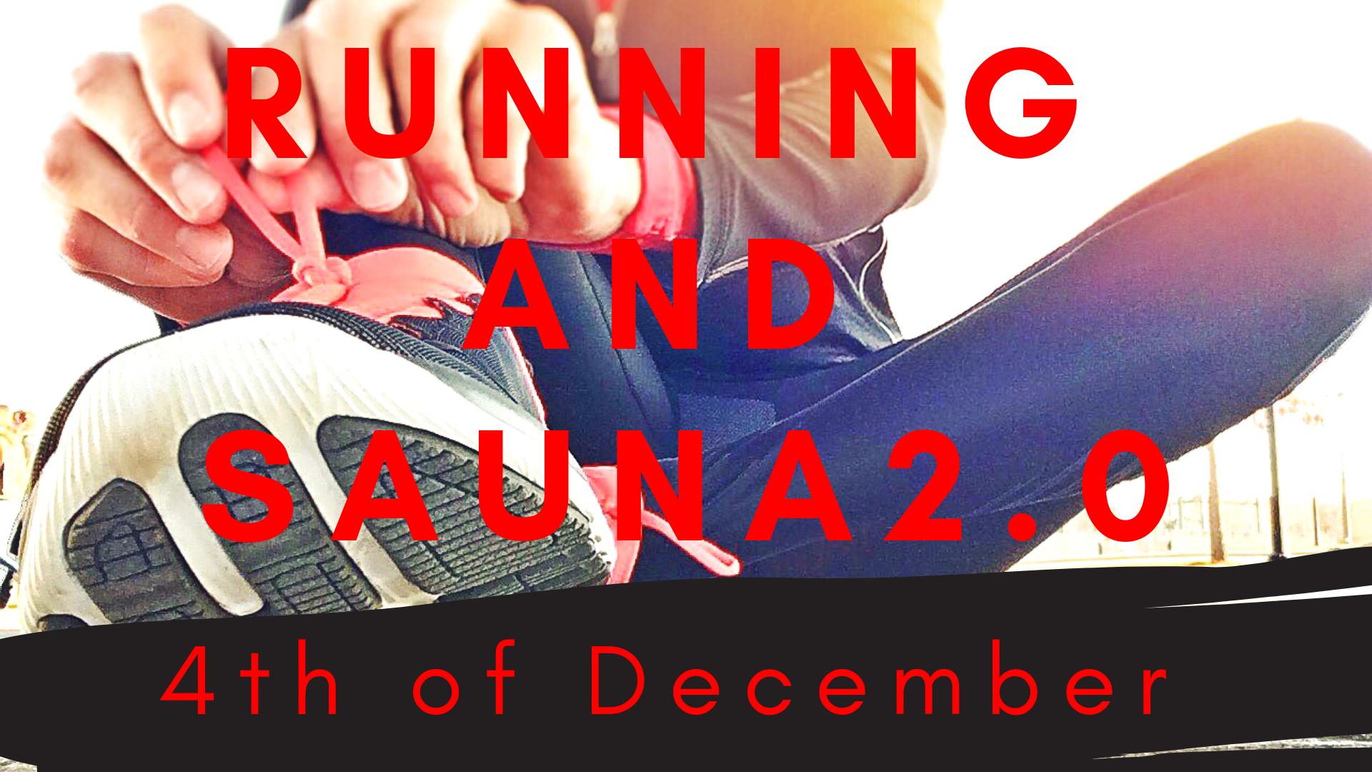 Running and Sauna 2.0v