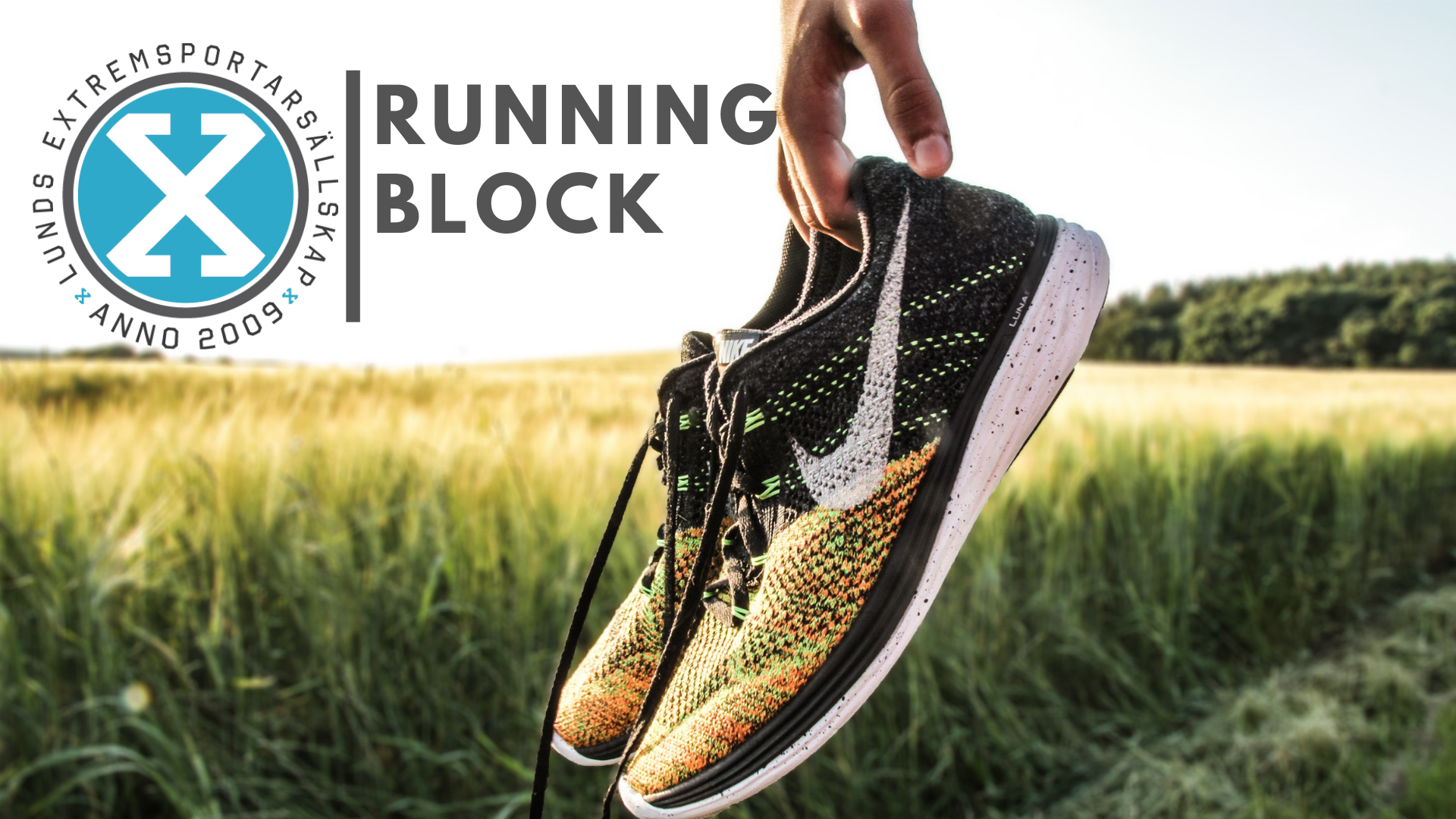 LESS | Running block