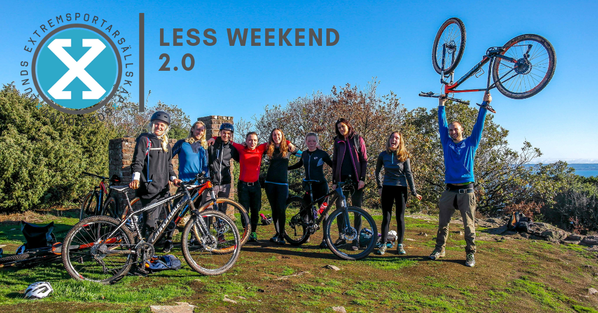 LESS Weekend 2.0