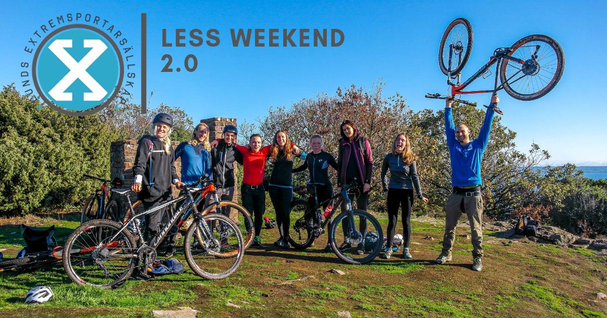 LESS Weekend 2.0